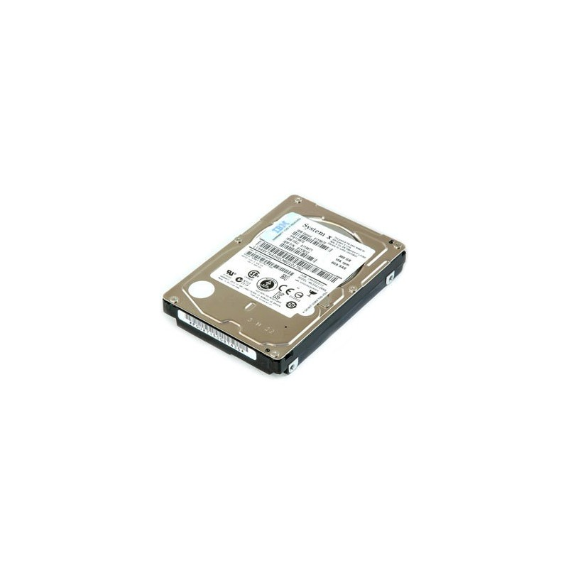 HDD Refurbished 600GB SAS 2.5