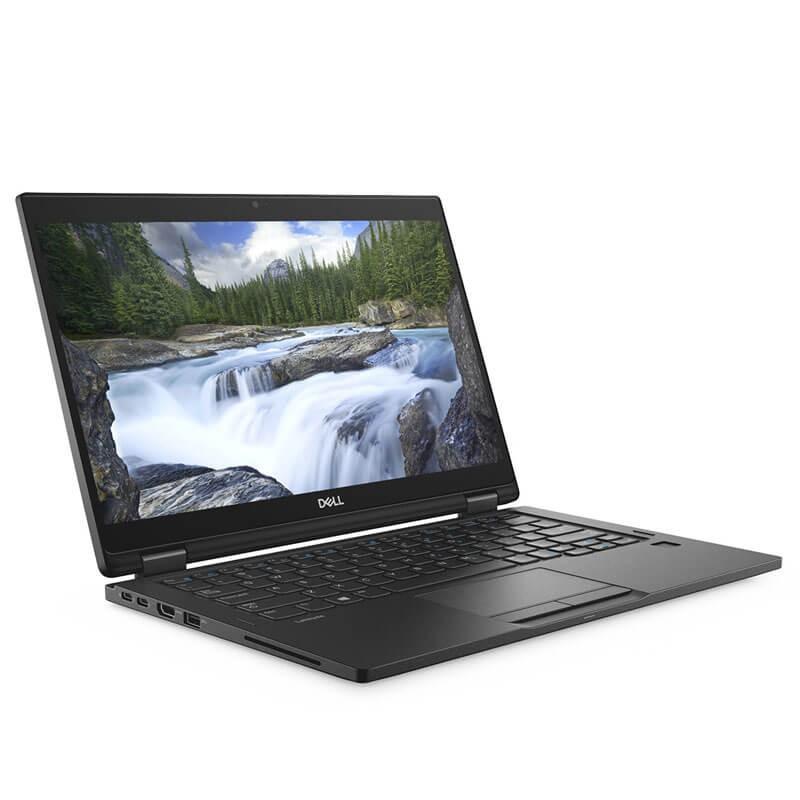 Laptopuri Touchscreen second hand Dell Latitude 7390 2-in-1, Core i5-8250U, SSD, Full HD, Webcam