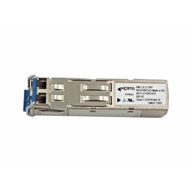 Modul Nortel 1Gbps Fibre Channel 1310nm SFP+ Transceiver AA1419015-E5