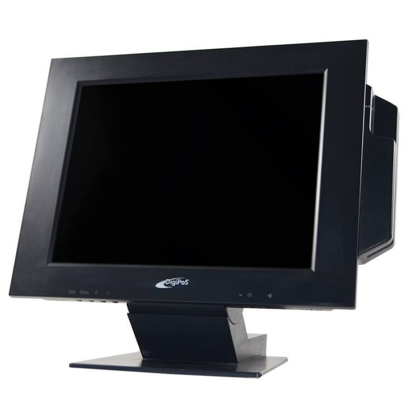 Monitor touchscreen SH DigiPos 714A, Grad B
