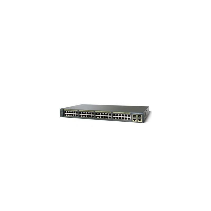 Switch SH Cisco Catalyst WS-C2960-48TC-L