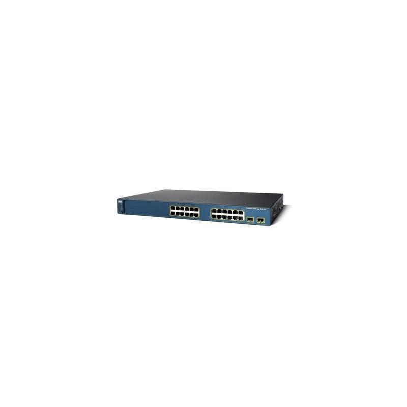 Switch SH Cisco Catalyst WS-C3560-24PS-S